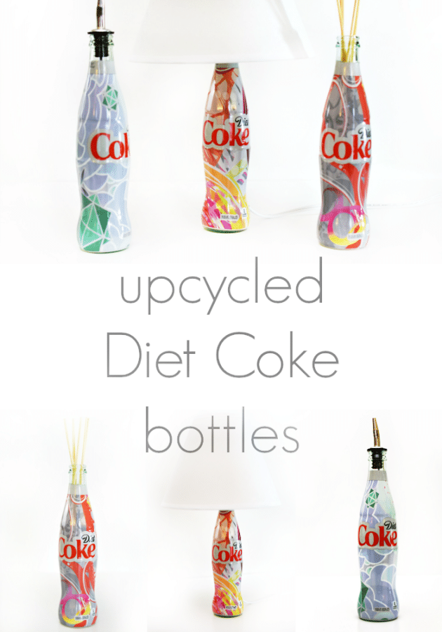 Upcycled-Diet-Coke-Bottles