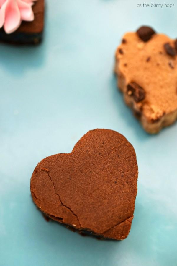 Valentine's Brownies and Cookie Bars