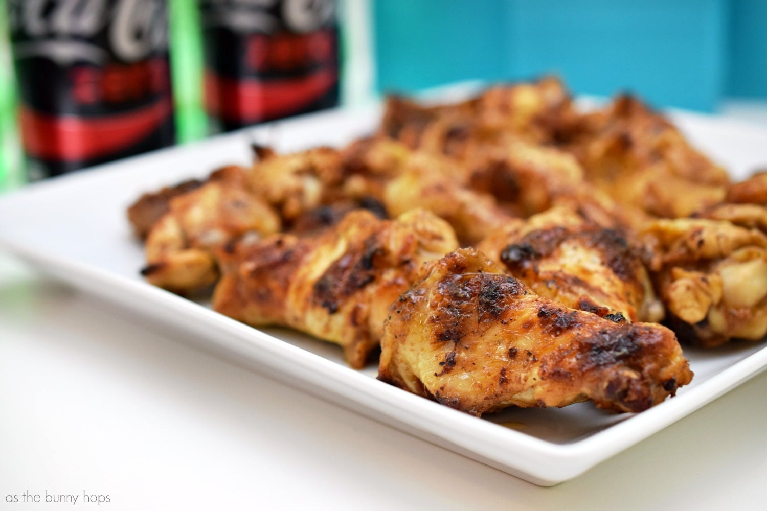 how to cook marinated chicken wings
