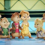 Alvin and the Chipmunks: The Road Chip Activity Sheets