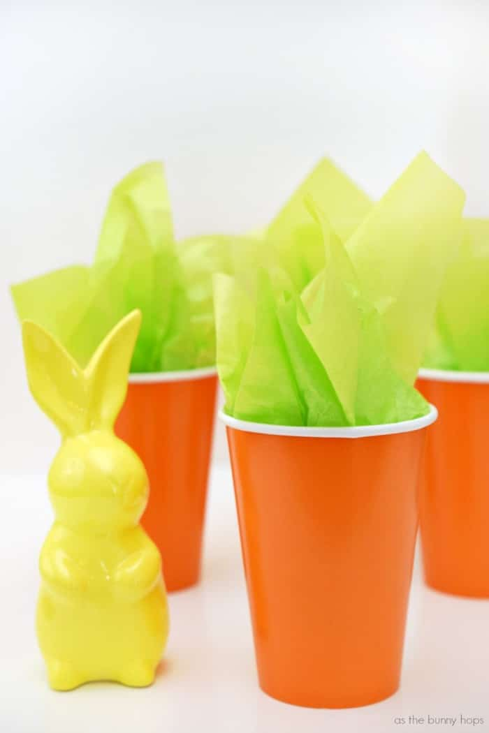 Carrot Cups