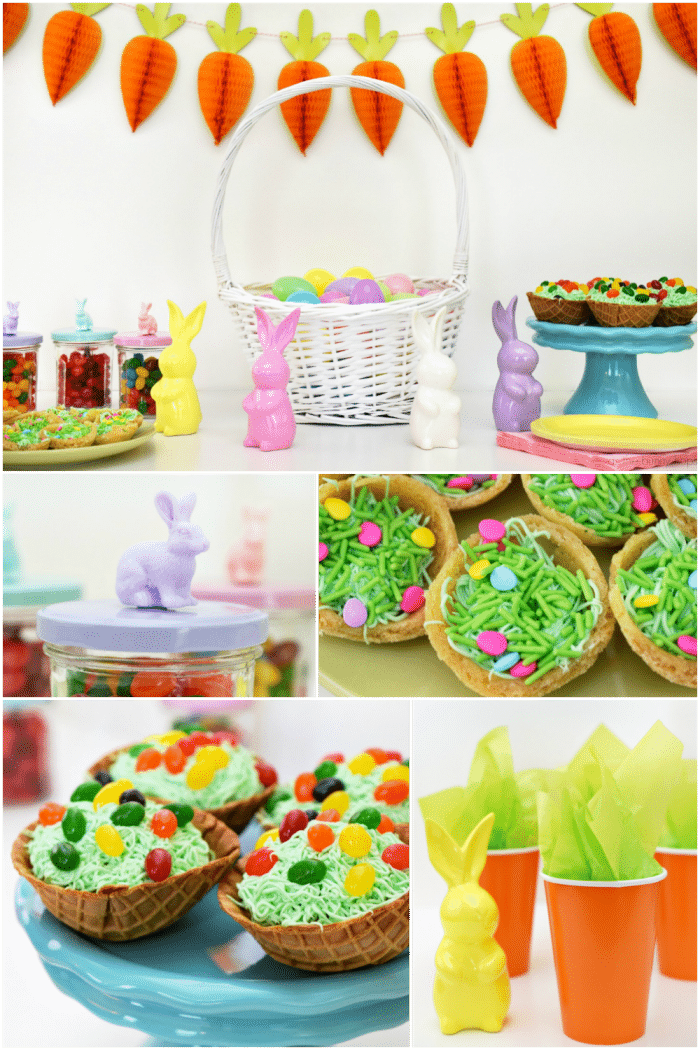 Fill the easter basket party as the bunny hops fill the easter basket party negle Images