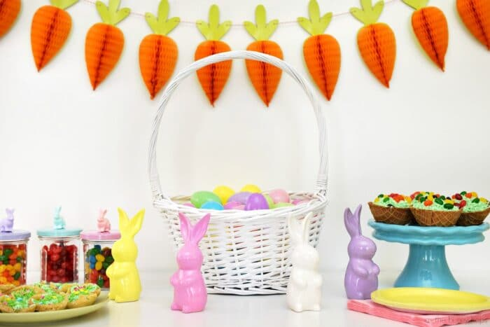 """Fill The Easter Basket"" Party"
