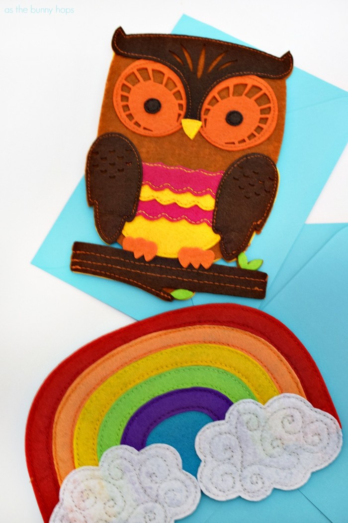 Owl and Rainbow Sound Card
