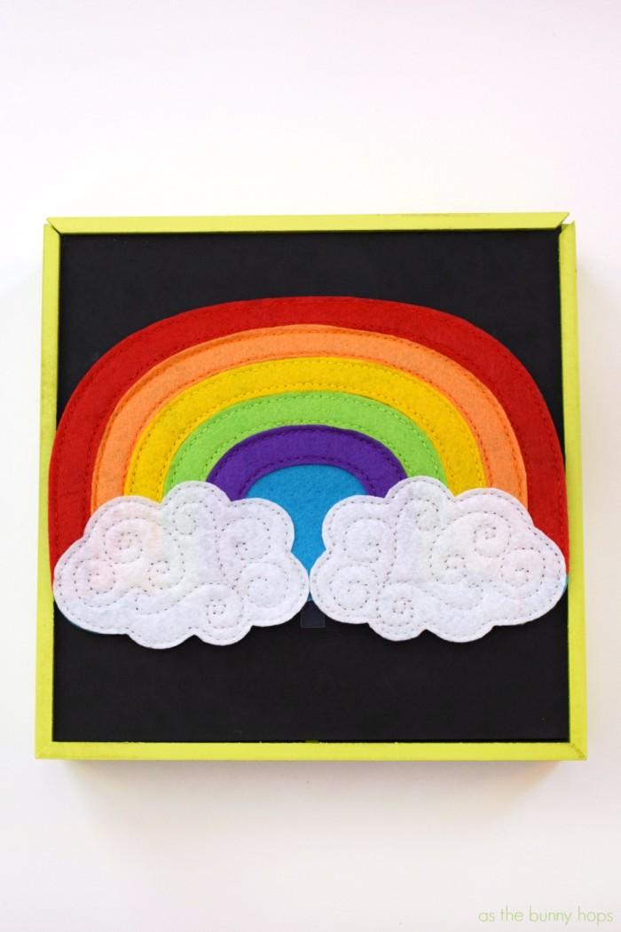 Song Card Art Rainbow