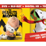 The Peanuts Movie Activity Pages
