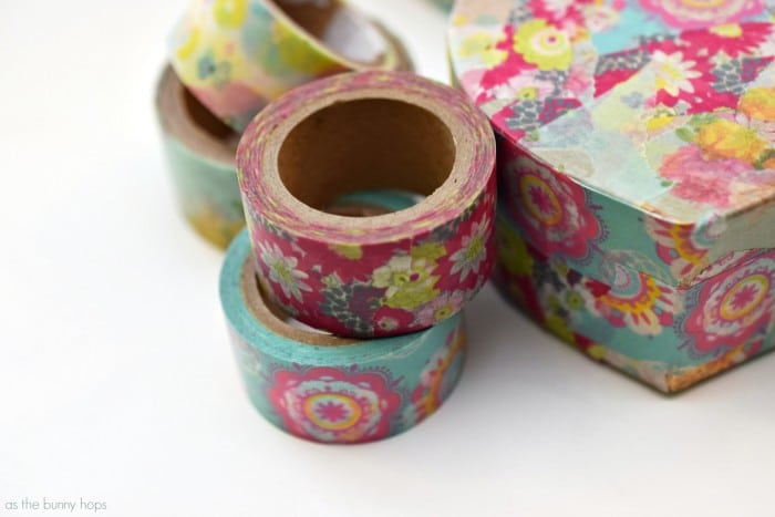 Washi Tape After