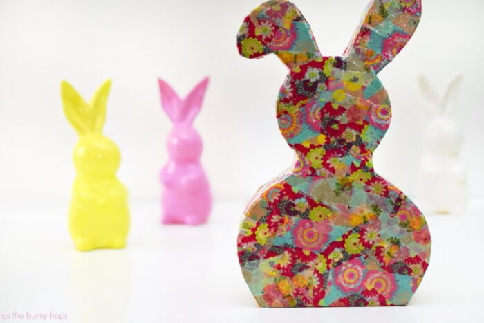 Four Roll Washi Tape Bunny