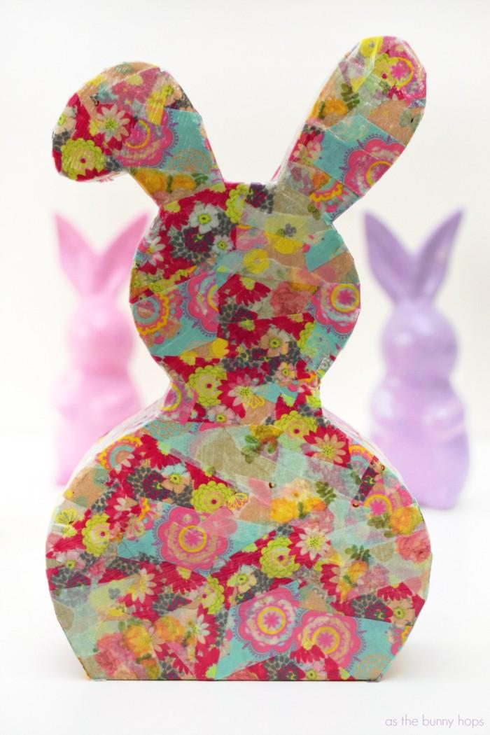 Washi Tape Bunny