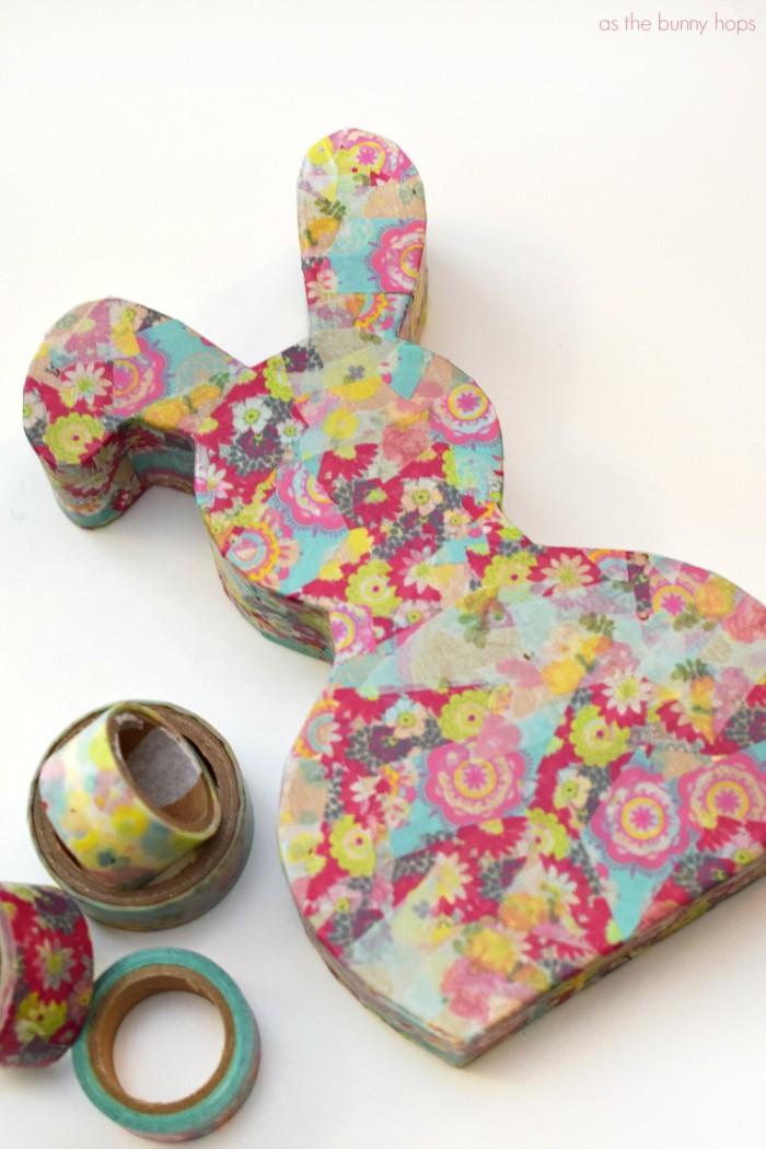 Washi on Bunny