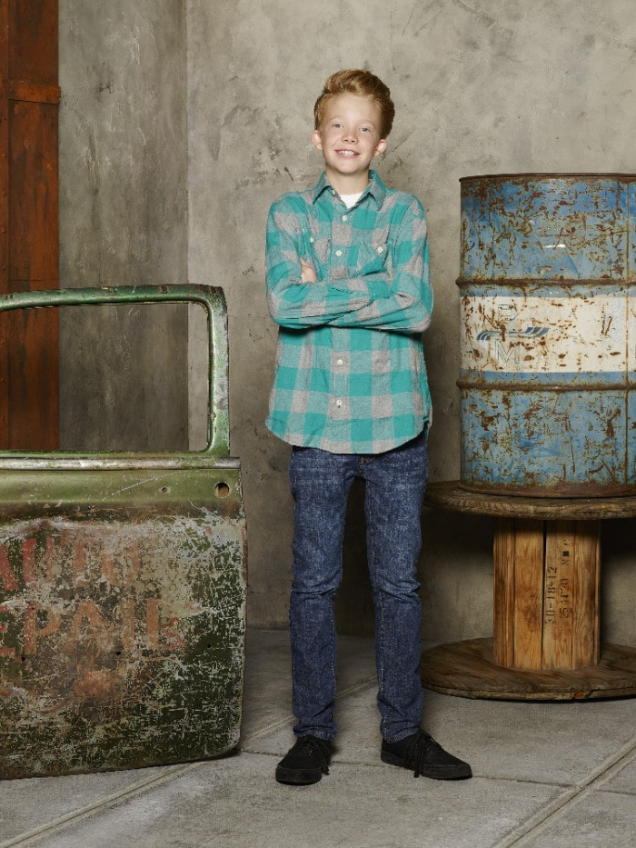"WALK THE PRANK - Disney Channel's ""Walk the Prank"" stars Cody Veith as Chance. (Disney XD/Craig Sjodin)"