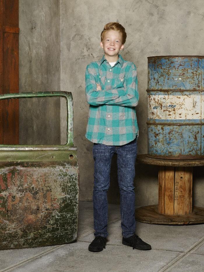 "WALK THE PRANK - Disney Channel's ""Walk the Prank"" stars Cody Veith as Chance. (Disney XD/Craig Sjodin)"