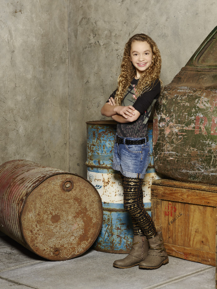 "WALK THE PRANK - Disney Channel's ""Walk the Prank"" stars Jillian Shea Spaeder as Bailey. (Disney XD/Craig Sjodin)"