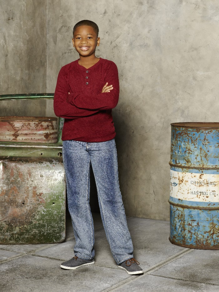 "WALK THE PRANK - Disney Channel's ""Walk the Prank"" stars Brandon Severs as Dusty. (Disney XD/Craig Sjodin)"