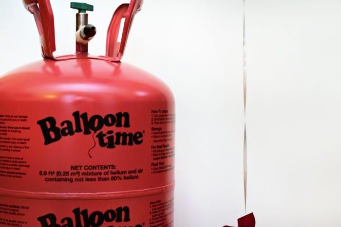 Balloon Time Tank