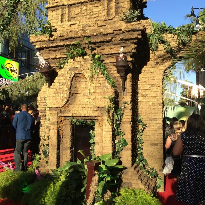 Jungle Book Entrance