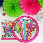 A No-DIY Shopkins Party Table