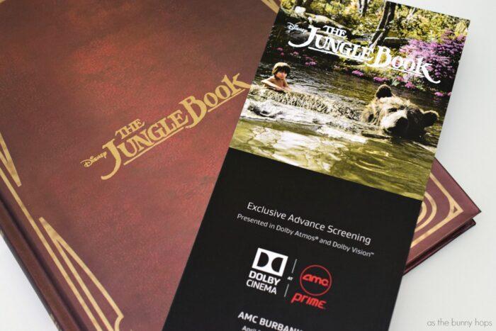 The Jungle Book Screening