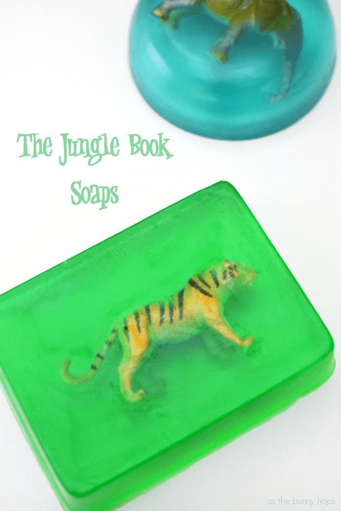 The Jungle Book Soaps