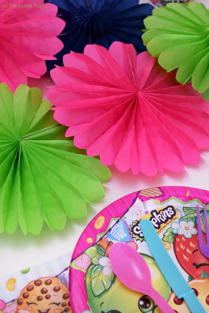 Tissue Fans