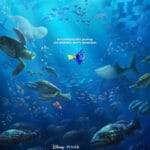 All New Finding Dory Activity Pages