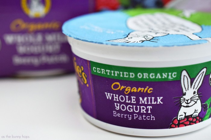 Annie's Organic Whole Milk Yogurt