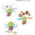 Shrek Stickers
