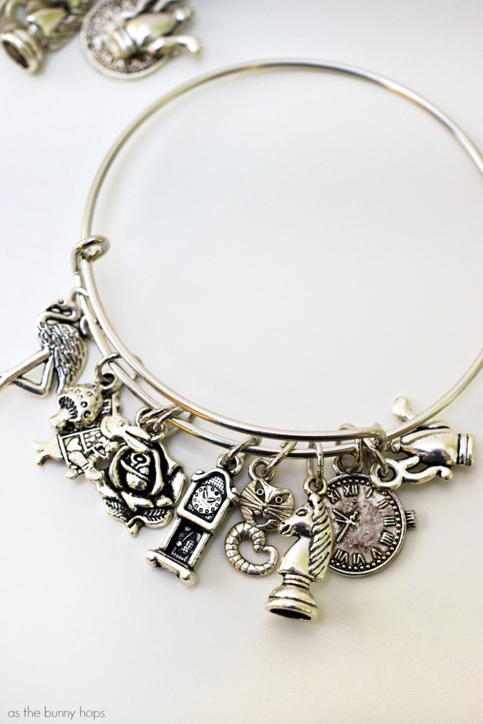 Through The Looking Glass Bangle