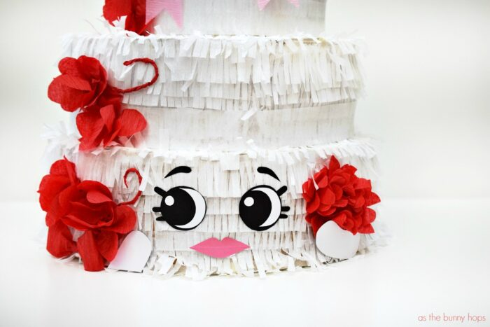 Wendy Wedding Cake