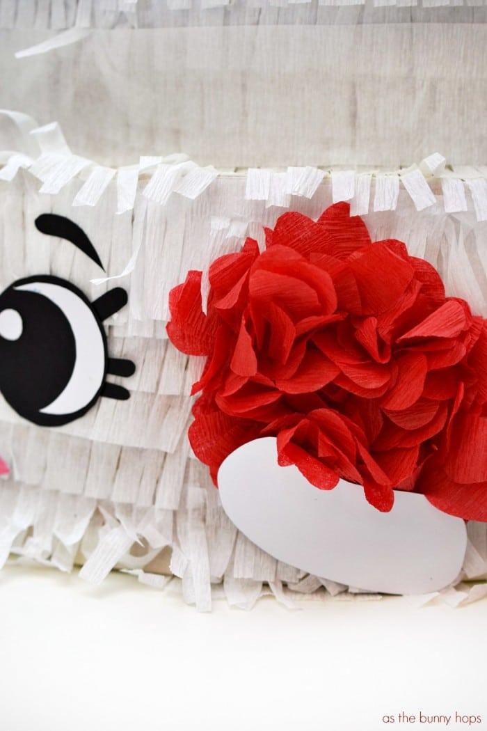 Wendy Wedding Cake Details