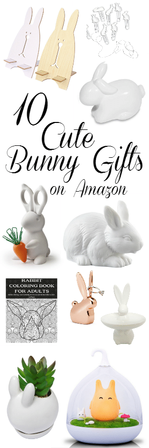 Cute Bunny Gifts