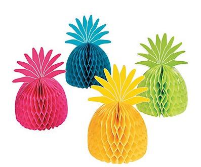 Pineapple Centerpieces