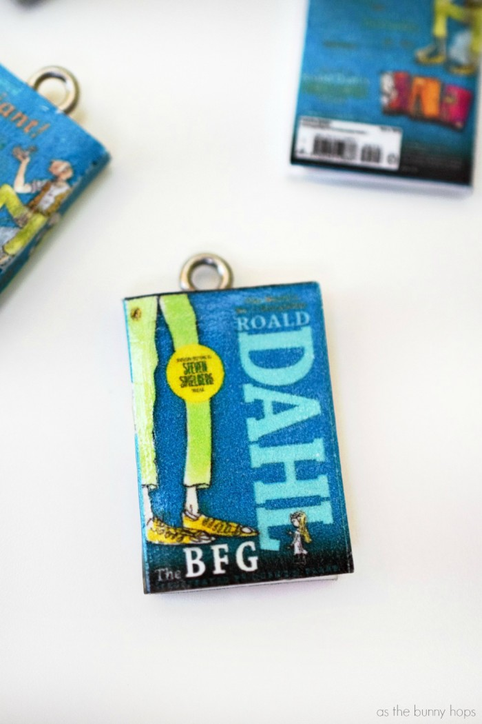 The BFG Book Charms