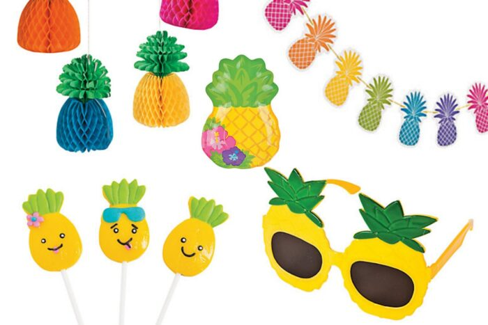 Throw A Pineapple Party!