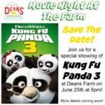 Host A Giant Outdoor Movie Night With Kung Fu Panda 3