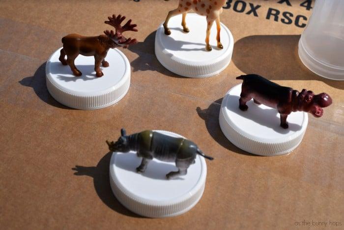 Glue Animals