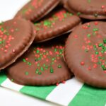 Homemade Holiday Thin Mints