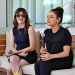 When Rainstorms and Party Scenes Equal Whiplash: The Bad Moms Interviews