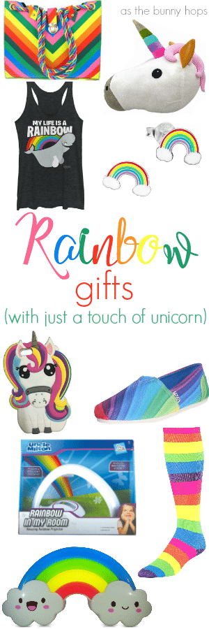 Nine Adorable Unicorn Gifts