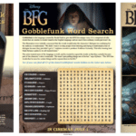 The BFG: A Gobblefunk Glossary and Activity Sheets