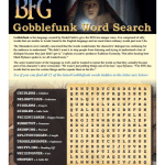 Gobblefunk Word Search