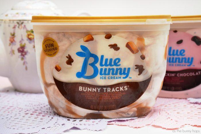 Blue Bunny Ice Cream Bunny Tracks
