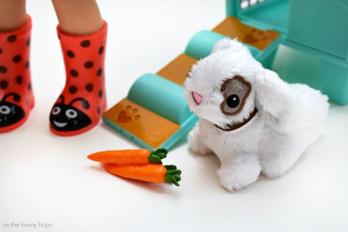 Bunny Carrot and Hutch