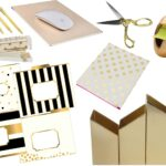 The Ten Glamorous Office Supplies You'll Want On Your Desk