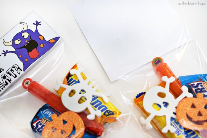 Glue Treat Bags