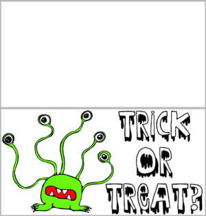 Create custom Halloween gifts in minutes with my free Halloween Treat Bags printable!