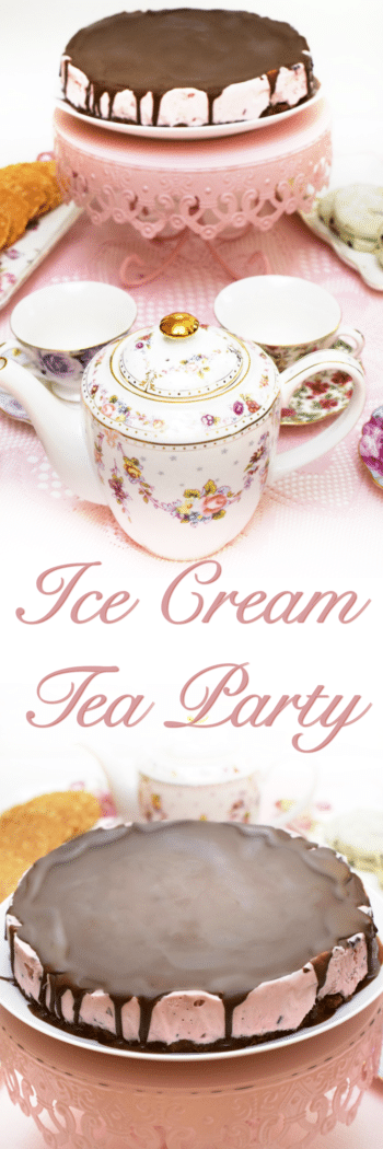 Ice Cream Tea Party