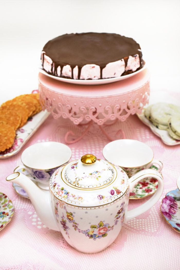 Ice Cream Tea Party Table