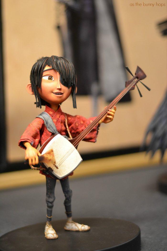 Kubo Puppet