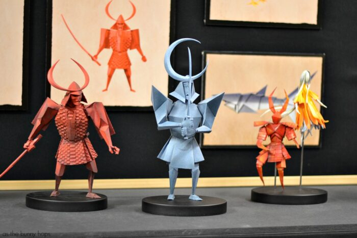 Origami Puppets